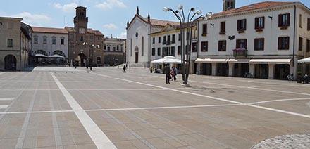 immagine Pavimentazione Piazza a Oderzo