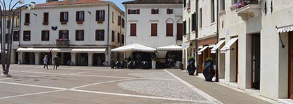 immagine pavimentazione piazza oderzo
